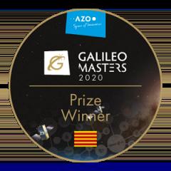 Galileo Masters 2020 Prize Winner tag